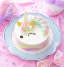 ゆめかわ度、最強かも♡レインボーなユニコーンケーキが銀座コージーコーナーの通販限定で登場!