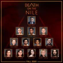 ケネス・ブラナー監督・主演『ナイル殺人事件』撮影開始 公開は2020年秋