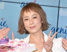 結婚報道の佐藤仁美、誕生日は「予定ない」も… 直撃質問には笑顔