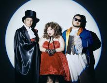 チュート徳井×渡辺直美×ひろせひろせ、10・9配信デビュー決定「踊りたくなる音楽」