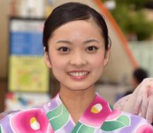 『ミス美しい20代』川瀬莉子、芸能イベント初登場 『ドクターX』出演に意気込み「看護師の勉強をするのも楽しい」