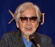 """88歳・山田洋次監督「歳を考えると怖い」 『男はつらいよ』会見で漏らした""""本音と希望"""""""