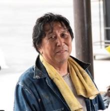"""""""元祖・ミスターラグビー""""松尾雄治、演技初挑戦でホームレス役"""