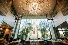 アントワネットの舞踏会をイメージした華やか仕立て♡ストリングスホテル名古屋、秋冬のアフタヌーンティーはいちご満載♩