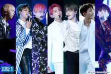 BTS 昨年のワールドツアー開幕公演を10・5放送 全曲&MC完全ノーカットで