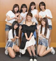 「ミスマガ」レジェンド・小阪有花、現役後輩に芸能界のアドバイス送る