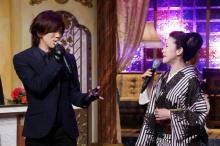 DAIGO、坂本冬美とデュエット「カナダからの手紙」を熱唱