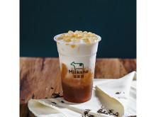 濃厚ミルク&白タピオカの「Milksha」日本第一号店がOPEN!