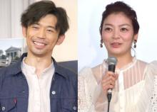 """岡田義徳、妻・田畑智子&息子と""""親子3ショット""""披露「肩車ができて浮かれてる」"""