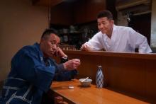 上田晋也、長渕剛の主演映画に出演 愚痴を聞く優しい居酒屋店主役