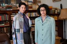 向井理、『時効警察』第2話ゲスト オダギリジョーと4年ぶりの共演で新発見