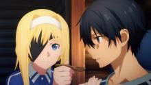 『SAO』最新章、第1話の場面カット公開 廃人キリトを連れるアリスの姿…