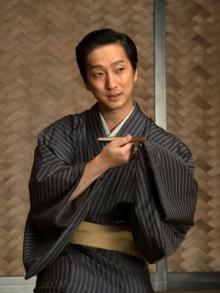 【いだてん】中村七之助、三遊亭圓生役にびっくり 兄・勘九郎は金栗四三にぴったり