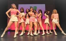 K-POPガールズグループ・NATURE、日本初イベントで2020年デビューを発表