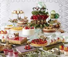 ディナーも楽しめるからデートやパーティーにぴったり♡クリスマス気分を盛り上げるブッフェがサンシャインプリンスで開催♩