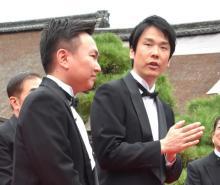 【京都国際映画祭】かまいたち、SDGs-1グランプリネタは濱家考案? 山内が真っ向否定「100対0で僕」