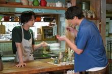 """横浜流星、『4マリ』初挑戦の料理シーンに注目 第2話は""""サバ味噌"""""""