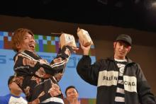 EXIT『SDGs-1グランプリ』で優勝 小学生審査員「社会的な方に進んだので」