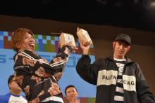 【京都国際映画祭】EXIT、SDGs-1グランプリ優勝も多忙過ぎて取材欠席 大真面目コメント寄せる