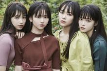 """15歳美少女4人組「@onefive」""""正体""""判明 顔見せビジュアル&MV一斉公開"""
