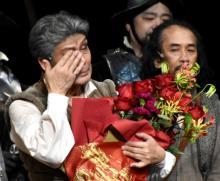 『ラ・マンチャの男』上演回数1300回に到達 松本白鸚が感涙「これからも命の続く限り」
