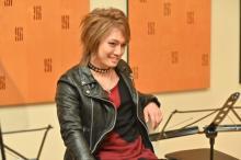 金爆・喜矢武豊、謎の金髪バンドマン役 桜井ユキから個人レッスン「僕的には100万点の演技」