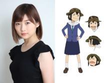 伊藤沙莉、TVアニメ初挑戦 『映像研には手を出すな!』メインキャスト発表