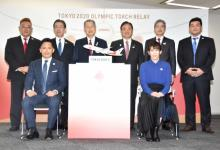 野村忠宏氏&吉田沙保里氏、聖火日本初披露の大役に 聖火特別輸送機デザインも発表