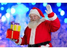 サンタからのプレゼントも!2日間限定のクリスマスブッフェ