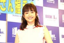 リュウソウピンク役・尾碕真花、別仕事でピンク意識せず 女優業に手応え「充実した1年」