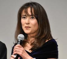 後藤久美子、23年ぶり復帰の舞台あいさつに感慨「自己紹介する日がくると夢にも思っていなかった」