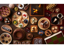 和の食材とショコラがコラボ!魅惑のスイーツブッフェ開催