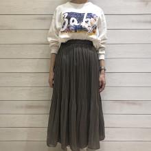 しまむらで【高見えロングスカート】が買えちゃいます♡ #しまパト で見つけた今週のおすすめアイテムはこれ!