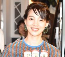 のん、スナックママ役に初挑戦「江利チエミさん、小泉今日子さんをイメージ」