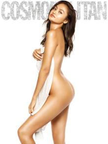 驚異の10頭身モデル・香川沙耶、カバーでヌード初披露 撮影は「ドキドキしました」