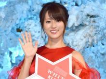 深田恭子、濡れ肌あらわな谷間&太ももショット披露「エロい、かわいすぎ」「完璧だ」