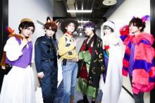 風男塾がハロウィンイベント開催 ディズニー風コスプレにファン歓喜