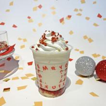 """【スタバ新作】ホリデービバレッジ第1弾は""""飲むクリスマスケーキ""""?美味しすぎてごくごく飲めちゃうんです♡"""