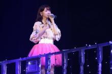 """柏木由紀、""""原点""""中野サンプラザでAKB48とソロ両立宣言「みんな愛してるよ!」"""