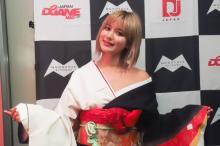 non-noモデル・佐藤エリ、女性DJ初登場15位に感激「大泣きしました」