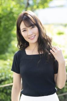 笹丘明里、元プロ野球投手・岡本直也さんと結婚「笑顔の絶えない明るい家庭を」