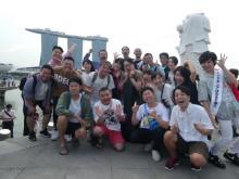 吉本新喜劇、700席超が即完のワールドツアーシンガポール公演で爆笑さらう 小籔座長「吉本の劇場を建てて!」
