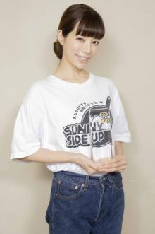 32歳で初主演の桜井ユキ、30代で築いた独自の女優論「流されるまま生きていきたい」