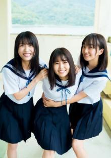 『青春高校3年C組』グラビア選抜、まぶしすぎるビキニ姿を解禁