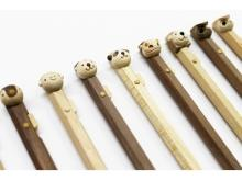 「博品館TOY PARK銀座本店」に木のおもちゃ・文具が大集合!