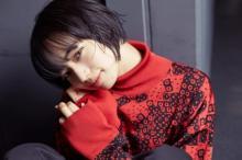 小松菜奈、オレンジ髪に大胆イメチェン 「最強だ…」「トキメキが隠せない」