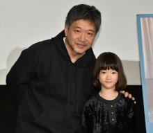 佐々木みゆ『万引き家族』続編を是枝裕和監督に直談判「ちょっと考えてみようかな」