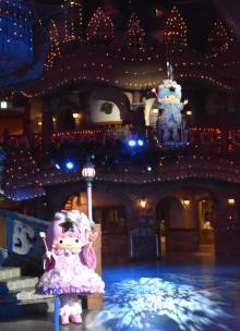 「キキ&ララ」新作ショーがお披露目 Dream Amiも感激「心がときめいちゃった!」