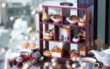 今年1年のご褒美に優雅なティータイムはいかが♡コンラッド大阪のアフタヌーンティーは「ウィンターホリデー」がテーマ♩