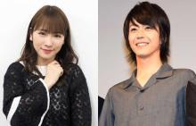 川栄李奈が第1子出産を報告「毎日に幸せを感じております」 廣瀬智紀パパに!